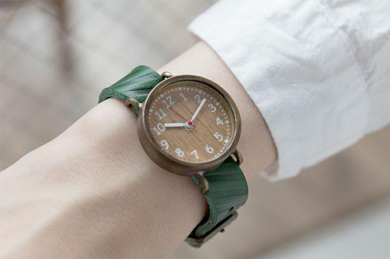 時計ベルト シマシマ 14mm