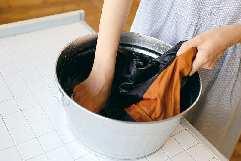 洗えるバッグ(必ず手洗いで)