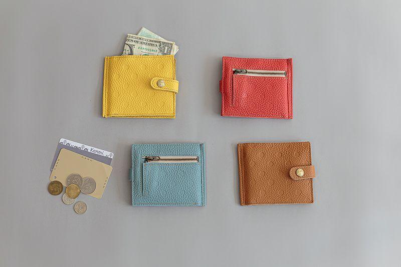 スリムなお財布